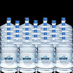 Waterflessen zonder statiegeld