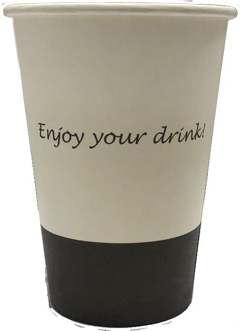 Papieren bekertje voor koffie of water