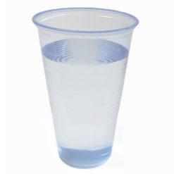 Plastic bekertje
