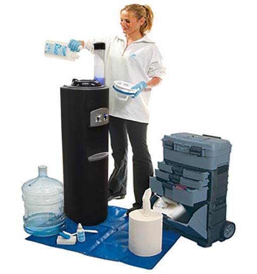 Onderhoud watercooler voor kantoor of thuis