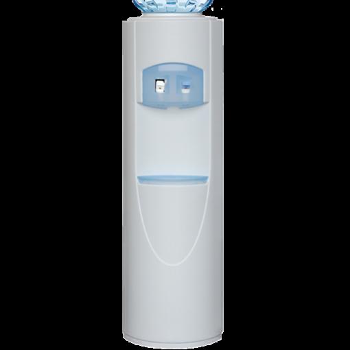Watercooler staand wit