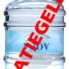 Waterfles voor waterkoeler met statiegeld