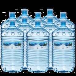 Waterflessen waterkoeler