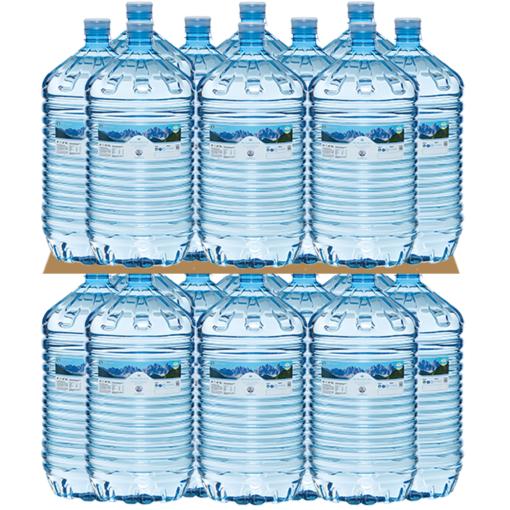 Waterflessen voor waterkoeler