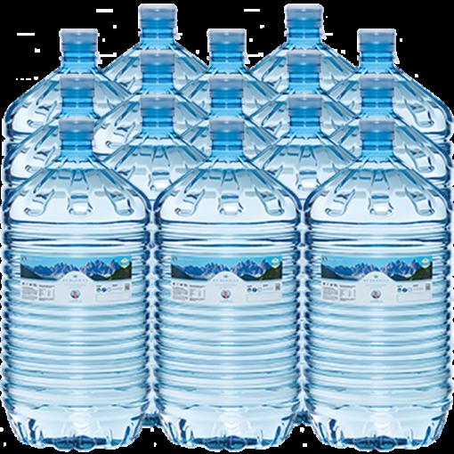 Waterflessen voor watercooler